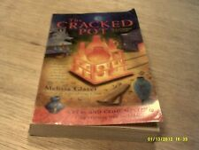 A Clay and Crime Mystery: The Cracked Pot by Melissa Glazer   2008  (r)