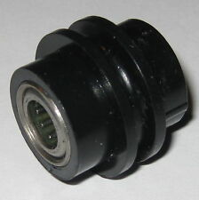 One Way Needle Roller Bearing with Pulley - 8 mm ID Anti Reverse Bearing Clutch
