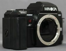MINOLTA 7000 MAXXUM 35mm VINTAGE Film Camera BODY - CLEAN - JAPAN