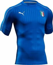 ITALIA ITALY Player Issue Euro 2016 home shirt by PUMA  2016-2017 /adult/ XL