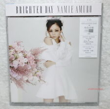 Namie Amuro BRIGHTER DAY 2014 Taiwan CD only