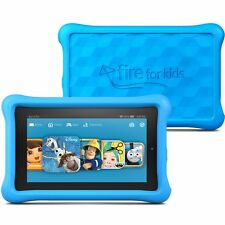 Explosion Proof Tempered Glass Protector For Amazon Kindle Fire Kids Edition 7""