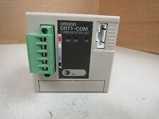 OMRON COMMUNICATION UNIT DRT1-COM DRT1COM 24VDC 0.5A 0.5 AMP A
