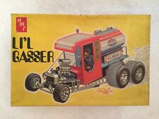 AMT Li'l GASSER  T302-225 Model Car Kit Vintage open box Assembly Started