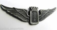 US ARMY AVIATION SEARCH AND RESCUE WINGS LAPEL PIN BADGE 3 INCHES