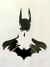Black Bat Man Auto Car Truck Vinyl Decor Graphics Removable Art Decal Sticker