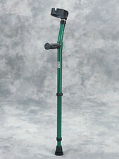 Walk Easy Forearm Crutches Youth Height Adjustable with Full Cuff