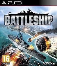 BATTLESHIP                -----   pour PS3