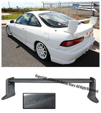 For 94-01 Acura Integra DC2 Mugen Gen. 2 Style Rear Trunk Lid Wing Spoiler Kit