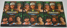 Survivor: Season 20 Heroes vs. Villains Complete Season 10-disc DVD set New