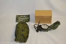 Cammenga G.I. Military Tritium Lensatic Compass, Model 3H 417 NEW WITH BOX