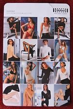 Wolford ~ Lingerie/Bodywear Poster/Insert ~ Tights