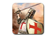 10 x England Patriotic Pub Beer Mats English Knight St George Flag Beermat