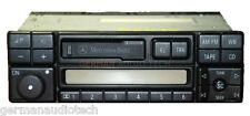MERCEDES AM FM RADIO STEREO CASSETTE 1994 - 1998 E320 C SLK CL S CLASS BE1692