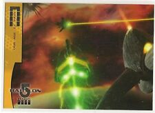 Babylon 5 Season 4 Trading Cards Fleet Of The First Ones Chase Card F6 Our Age