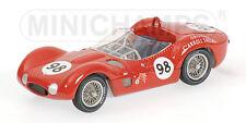 1/43 Maserati Tipo 61 LA Times/Mirror GP Riverside 1960  Carroll Shelby