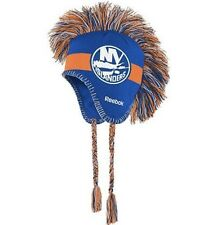 NEW Reebok New York Islanders Winter Hat Mohawk Youth Boys Size 8+ Hockey NHL