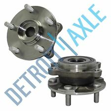 2 NEW Front Toyota RAV4/ Scion xB Wheel Hub Bearing Assemblies - 5 Lugs