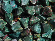 1 lb BLOODSTONE  Bulk Tumbling Rough Rock Stones Healing Crystals