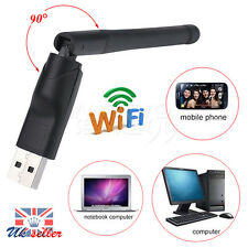 UK Openbox Skybox Wifi Dongle USB Adapter Antenna For V8 V8s V8se F5 F5s F3 F3s