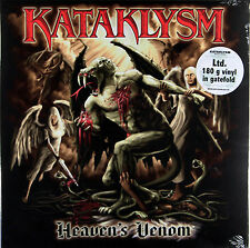 Kataklysm - Heaven's Venom (Limited Edition 180g Black Vinyl) New & Sealed