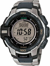 Casio G Shock Protrek Triple Sensor Tough-Solar Watch PRG270D-7