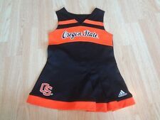 Infant/Baby Girls Oregon State Beavers 24 Mo Cheerleader Cheer Outfit Dress Adid