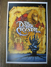 "The Dark Crystal Movie - Poster  11"" X 17"""