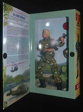 """GI Joe U.S. 82ND AIRBORNE Classic Collection Blonde Female Action Figure 12"""" MIP"""