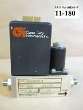Carso Gray 5850C Mass Flow Controller 500 SCCM SiH4 (Used, 90 Day Warranty)