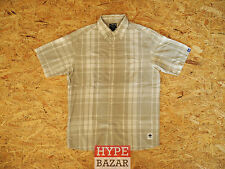 STÜSSY BAXTORE PLAID SHIRT/HEMD NEU FARBE:LIGHT GREY GR:S | STUSSY KNOWLEDGE