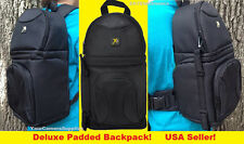 DELUXE SLING BACKPACK CASE fit CAMERA KODAK EASYSHARE MAX XIT