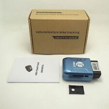 GPS TRACKER OBD II Realtime Car Truck Vehicle GSM GPRS Mini Spy Tracking Device