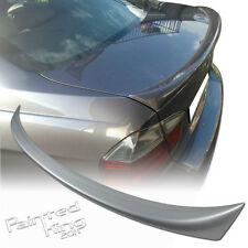 SHIP FROM LA! 06-11 Painted BMW E90 3ER OE-Type Rear Trunk Spoiler 354 Silver
