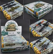 1/6 scale guns with gun case for 12'' figure /set No.2 total 8PC +1 Gift Pistol