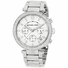 MICHAEL KORS MK5353 SILVER LADIES PARKER WATCH