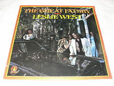 """Leslie West """"The Great Fatsby"""" 1975 Rock LP,SEALED!,Phantom,Mountain,Mick Jagger"""