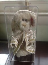 NEW TY Beanie Baby in Display Case Gwendolyn All That Glitters Velvet CapE
