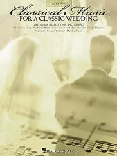 CLASSICAL MUSIC FOR A        CLASSIC WEDDING              24 FORMAL SE-ExLibrary