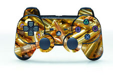 Shine Bullet Cool Skin Sticker for PS3 Controller Playstation 3 Games Fashion