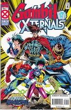 GAMBIT & THE X-TERNALS 1...VF/NM...1995...Age of Apocalypse!...Bargain!