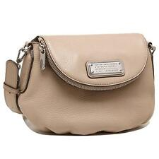 New with Tag - $368.00 Marc by Marc Jacobs New Q Natasha Leather Nude Crossbody