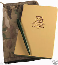 """Rite in the Rain"" All-Weather Field Notebook Kit with Multicam Cordura Cover"
