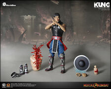 WORLD BOX MORTAL KOMBAT KUNG LAO 1/6 scale action figure doll videogame