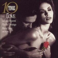 Ten Tenors in Love (CD, Jul-1995, RCA)