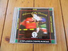 Welcome to the Musicals - Buddy Holly, Fame, Sunset Boulevard 3 Top-London Theat