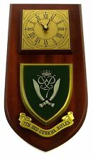 7TH DOE GURKHA RIFLES REGIMENT CLASSIC HAND MADE TO ORDER WALL CLOCK