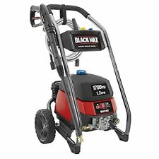 Black Max 1,700 PSI 1.2 GPM Electric High Power Pressure Washer BM801700