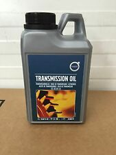 GENUINE VOLVO MANUAL GEARBOX OIL 1 LITRE 31280771 M56 M66 MMT6 V50 S40 C70 XC60