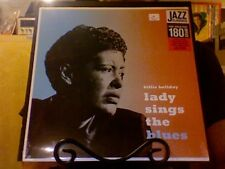 Billie Holiday Lady Sings the Blues LP sealed 180 gm vinyl reissue RE